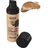 Natural Liquid Foundation 05- LAVERA