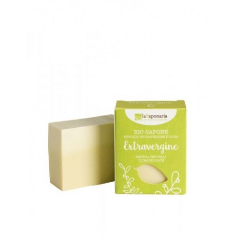 Sapone 100% Olio Extravergine D'Oliva - LA SAPONARIA
