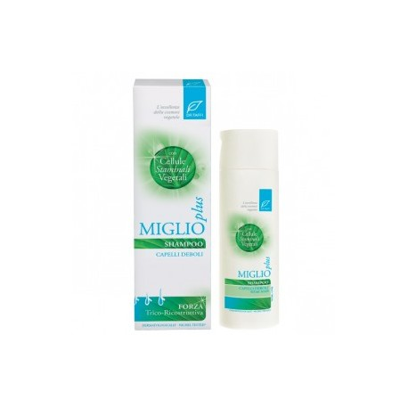 Shampoo Cellule Staminali Miglio Plus - DR. TAFFI