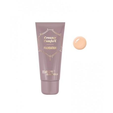 Fondotinta Creamy Comfort Medium Neutral - NEVE COSMETICS