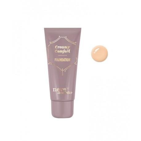 Fondotinta Creamy Comfort Medium Warm - NEVE COSMETICS