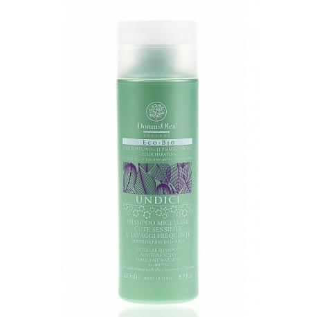 Shampoo Micellare Cute Sensibile e Lavaggi Frequenti - DOMUS OLEA