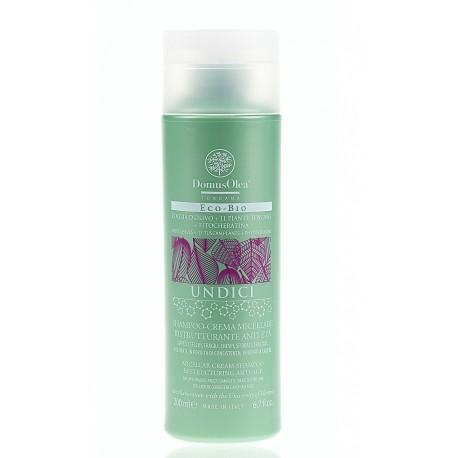 Shampoo crema Micellare Ristrutturante Anti Età - DOMUS OLEA