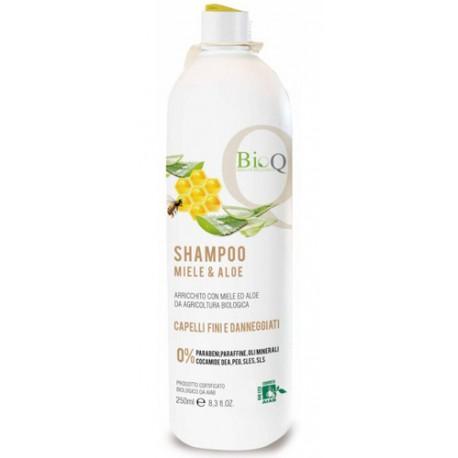 Shampoo Miele e Aloe - BioQ