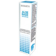 Crema Contorno Occhi Decongestionante Aloe Base Sensitive - BIOEARTH