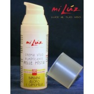Crema Viso Pelli Miste Mi Luz 50 ML - TEA NATURA