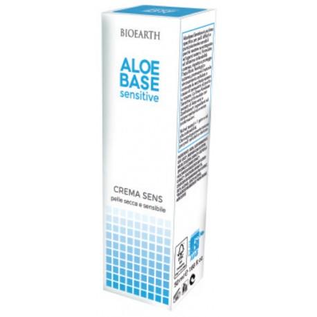 Crema Sens Aloe Base Sensitive - BIOEARTH