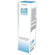 Aloe Base Sensitive Latte detergente  - BIOEARTH