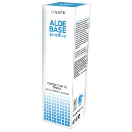 Deodorante Spray Aloe Base Sensitive - BIOEARTH