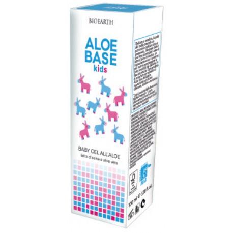 Baby Gel all'Aloe Vera Aloe Base Kids - BIOEARTH