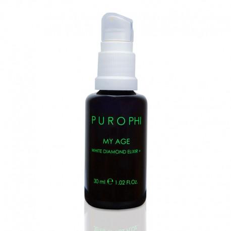 MY AGE WHITE DIMOND ELIXIR+ - PUROPHI