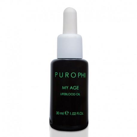 My Age Lifeblood Oil - PUROPHI