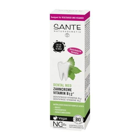 Dentifricio alla Vitamina B12 - SANTE NATURKOSMETIK