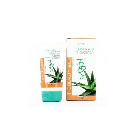 The Beauty Seed Latte d'Aloe Lozione Viso - BIOEARTH