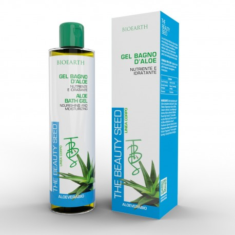 The Beauty Seed Gel Bagno D'Aloe - BIOEARTH