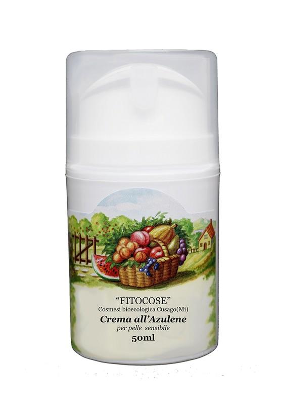 Crema all'Aloe e Azulene - FITOCOSE Fitocose
