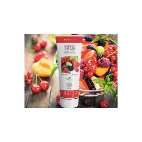 Family Crema Mani e Corpo Fruttato 200 ml - BIOEARTH