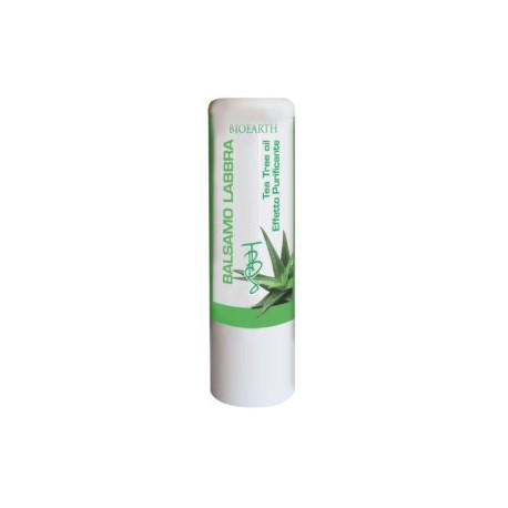 The Beauty Seed Balsamo Labbra Tea Tree Oil ed Aloe - BIOEARTH