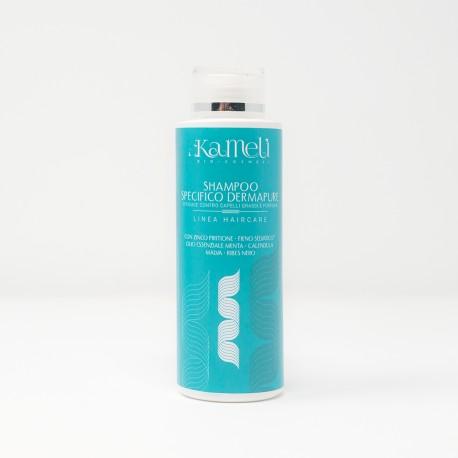 Hair Care Shampoo specifico Dermapure - KAMELI BIO COSMESI