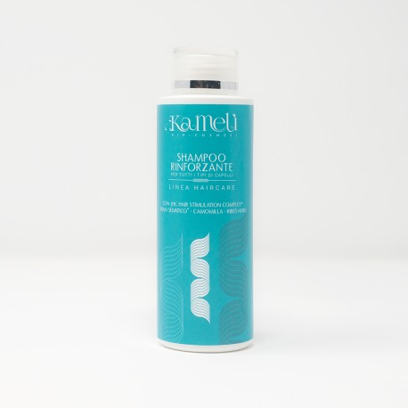 Hair Care Shampoo Rinforzante - KAMELI BIO COSMESI