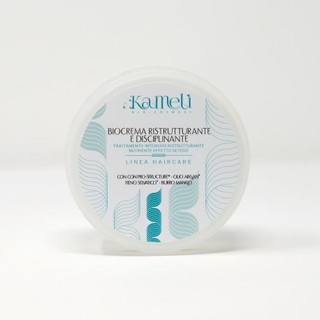 Hair Care Biocrema Ristrutturante e Disciplinante - KAMELI BIO COSMESI