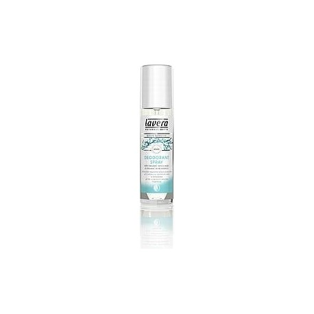 Deodorante spray basis sensitiv - LAVERA