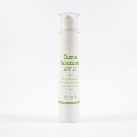 Crema idratante SPF 15 - ANTOS