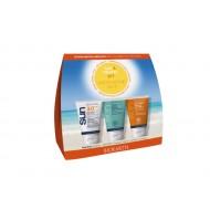 Sun Kit Travel Crema SPF 30 + Crema Doposole + Shampoodoccia - BIOEARTH
