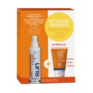 Sun Kit Crema Spray SPF 50 + Shampoodoccia - BIOEARTH