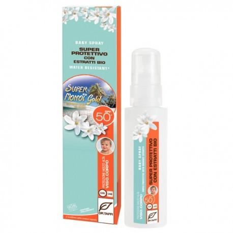 Sun Baby Spray SPF 50 - Viso & Corpo - DR.TAFFI
