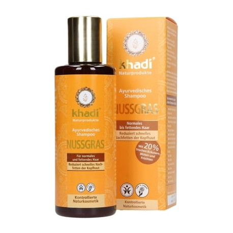 Nutgrass Shampoo - KHADI