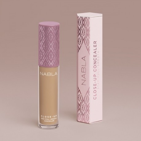 Close-Up Concealer Cream Beige - NABLA