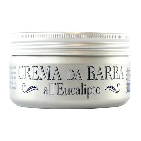 Crema da Barba all'Eucalipto - TEA NATURA