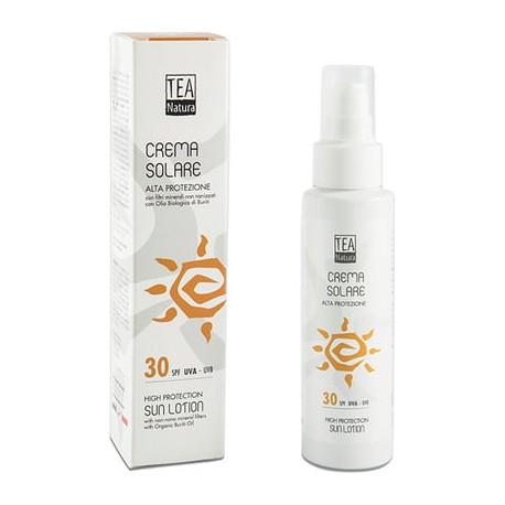 Sun Crema Solare SPF 30- TEA NATURA