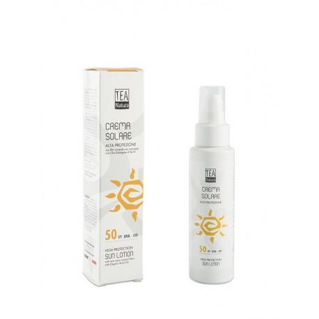 Sun Crema Solare SPF 50- TEA NATURA