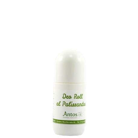 Deodorante naturale uomo roll-on al Palissandro - ANTOS
