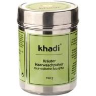 Reetha Polvere Lavante A Base Di Erbe Con Frutta e Fiori - KHADI