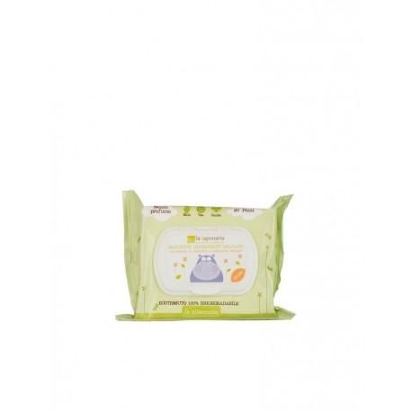 Salviette detergenti baby - LA SAPONARIA