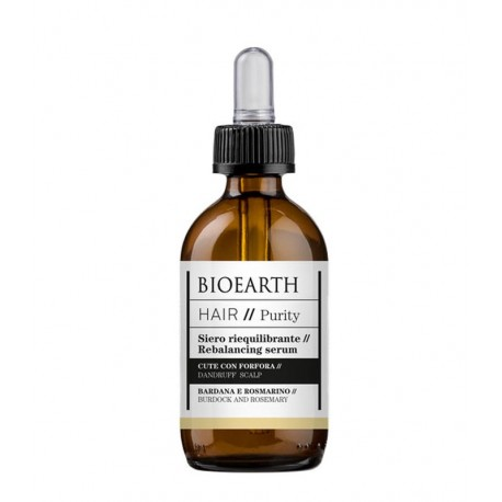 Bioearth Hair 2.0 Siero Riequilibrante - BIOEARTH