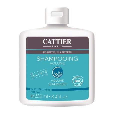 Shampoo volumizzante per capelli fini  - CATTIER