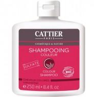 Shampoo riparatore per capelli colorati - CATTIER