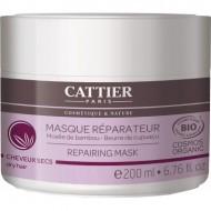 Maschera riparatrice per capelli secchi  - CATTIER