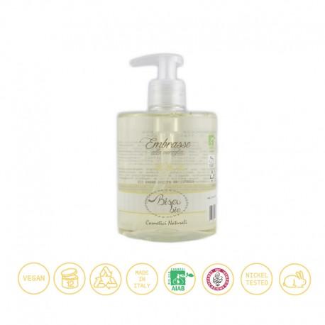 Bio bagno doccia alla vaniglia – antistress per tutti i tipi di pelle - BISOU BIO