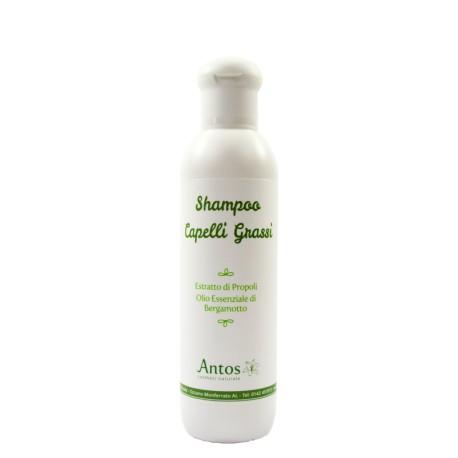 Shampoo capelli grassi - ANTOS