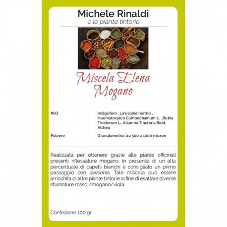 Miscela Elena (mogano) - MICHELE RINALDI E LE ERBE TINTORIE