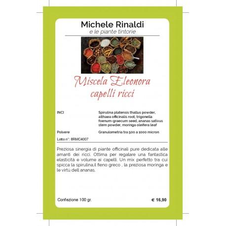 Miscela Eleonora (capelli ricci) - MICHELE RINALDI E LE ERBE TINTORIE