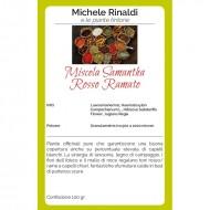 Miscela Samantha (rosso ramato) - MICHELE RINALDI E LE ERBE TINTORIE