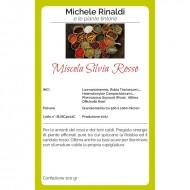 Miscela Silvia (rosso) - MICHELE RINALDI E LE ERBE TINTORIE