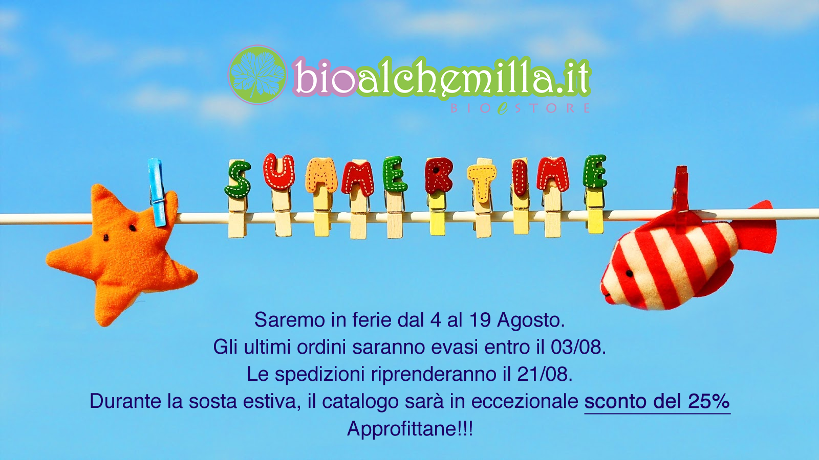 Sosta estiva 2018 - Bioalchemilla